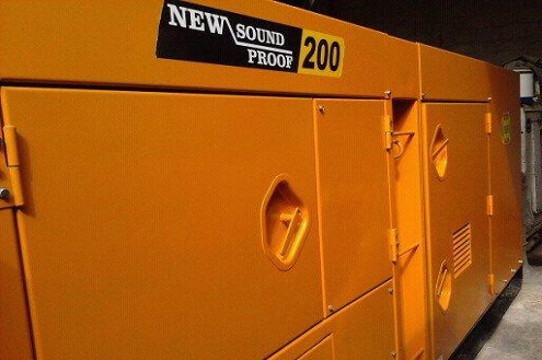 USED Gensets for sale